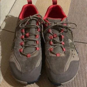 Merrell Brown Suede Leather Walking Shoes New